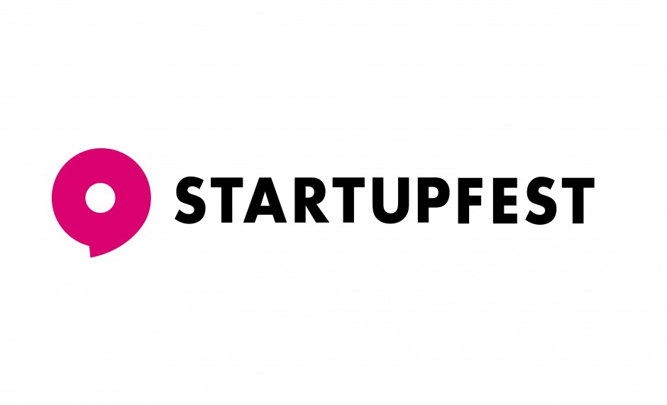 Startupfest logo - Horizontal Black text JPG